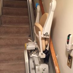 Stair Lift Chair And A Half Chaise For Stairs Installation Baltimore Maryland