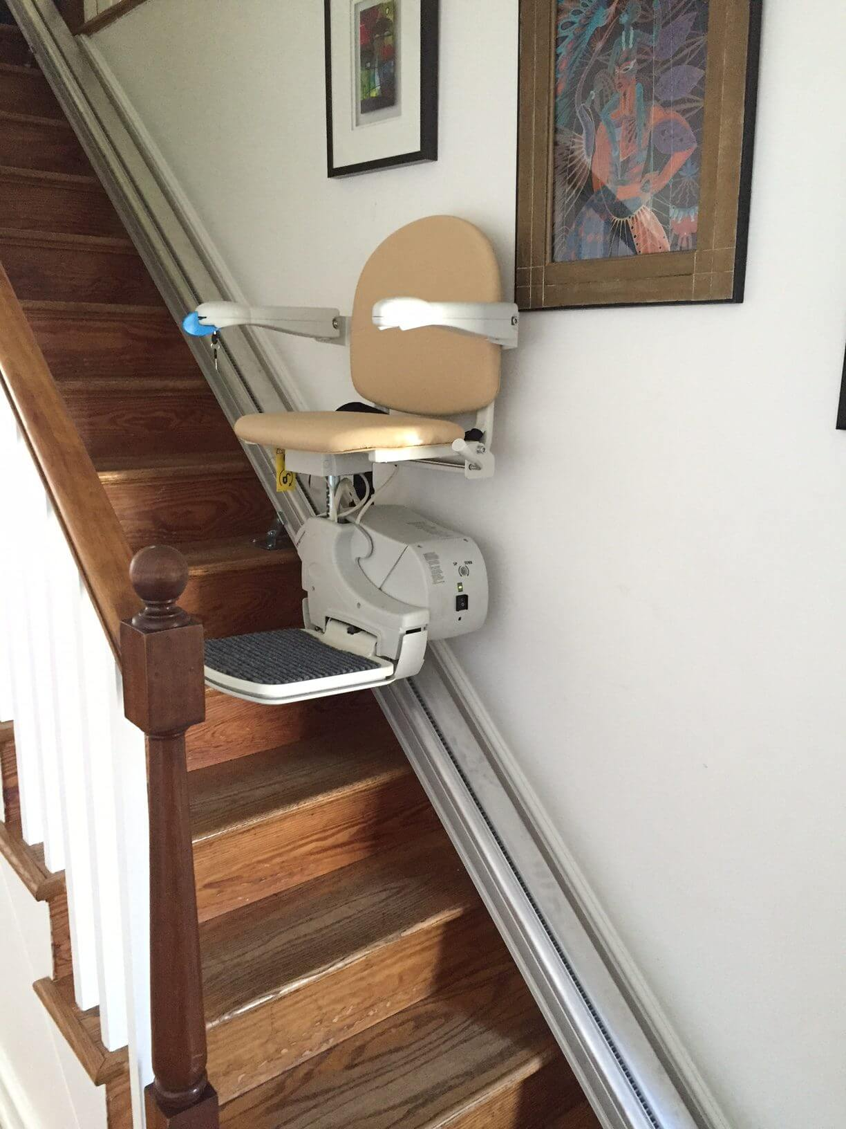 stair lift chair gaming chairs with speakers for your home stairs maryland