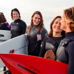 Fighting for equality in big-wave surfing