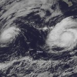 MAKING SENSE OF TROPICAL STORMS HILARY AND IRWIN