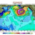 Pre Big Wave Season Northern Hemisphere Swell on the Charts?