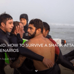 SURFER FIRST AID: HOW TO SURVIVE A SHARK ATTACK AND TWO OTHER SCENARIOS