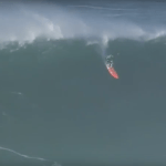 That One Time Tom Butler Nearly Lost His Ear Surfing Nazaré