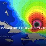 CATEGORY 5 HURRICANE IRMA THREATENS CARIBBEAN AND FLORIDA