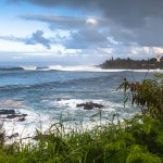 WAITING PERIOD FOR WOMEN'S WAIMEA BAY CHAMPIONSHIP OPENS THIS WEEK