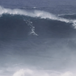 NAZARE SEASON OPENER IN  ALL HER GLORY