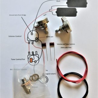 P-Bass wiring upgrade
