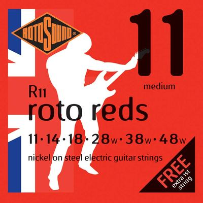 Rotosound R11 guitar strings