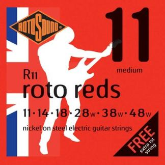 R11 guitar strings