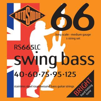 RS665LC swing bass