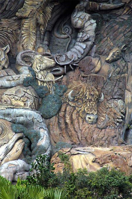 Tree of Life at Disneys Animal Kingdom