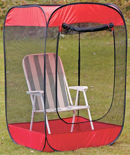 Personal AntiMosquito Tent