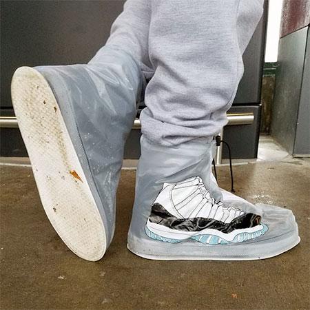 Shoe Raincoats