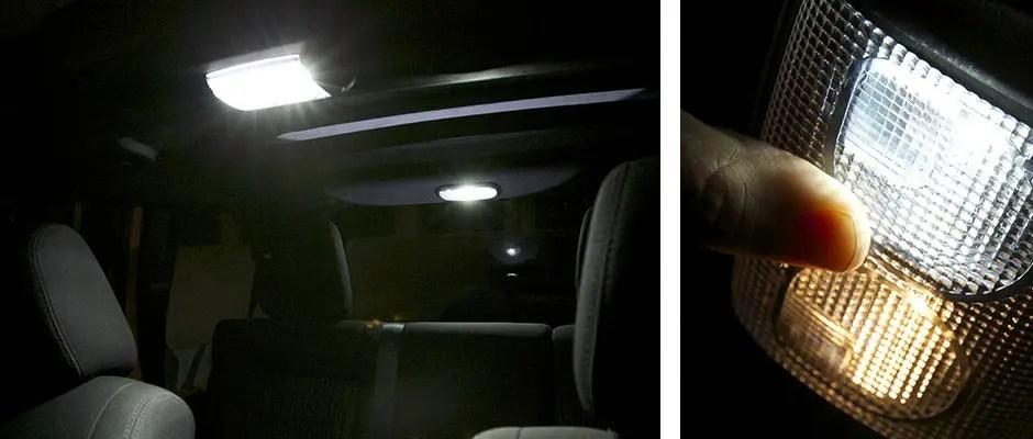 Jeep Wrangler Jk Interior Led Light Installation