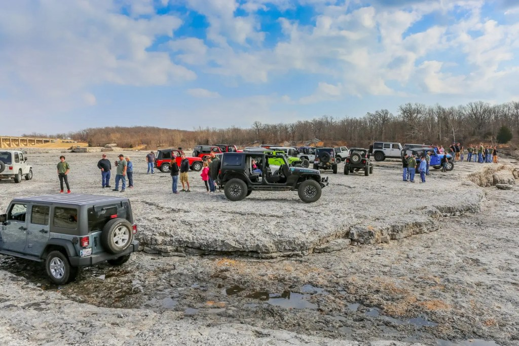 Oklahoma Jeep Event