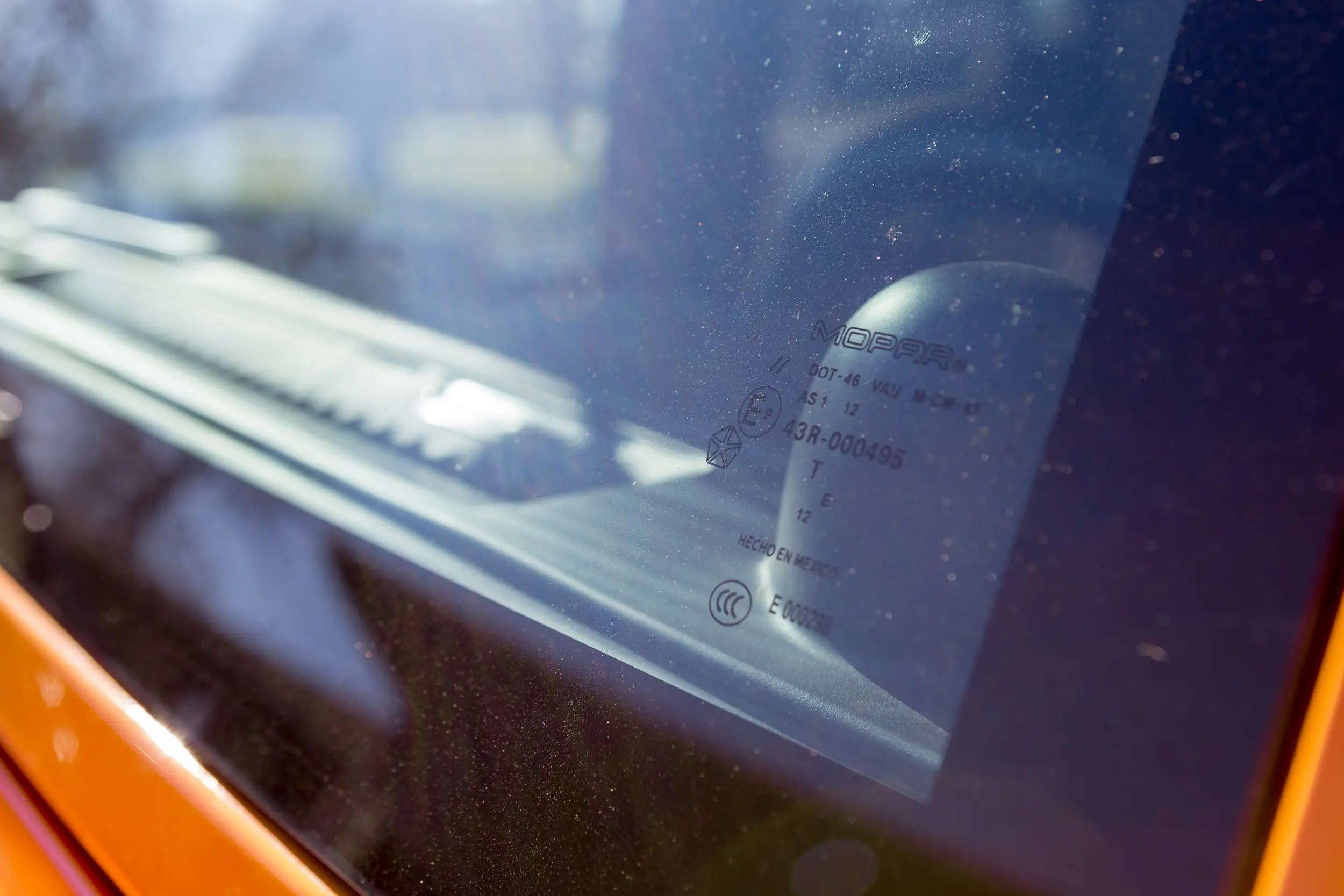 windshield crack law ontario