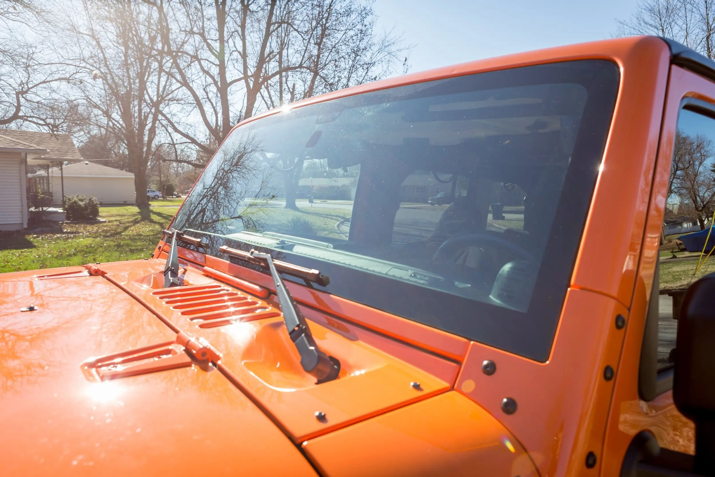 Jeep JK Windshield Replacement