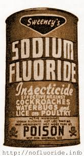 Fluoride Is A Insecticide @ ToxicNow.com