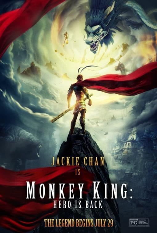 Download Monkey King Hero Is Back : download, monkey, Monkey, (2015), (Chinese), Download, Toxicwap