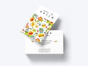 Branding Bliss by Sophie tarjeta