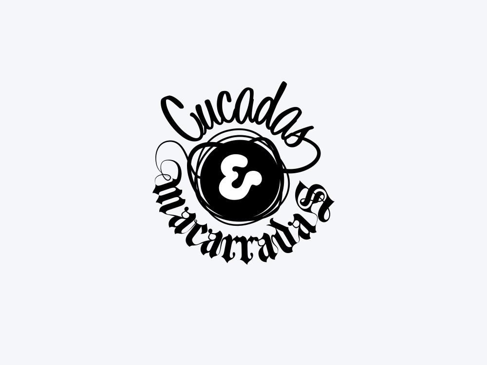Logo cucadas y macarradas