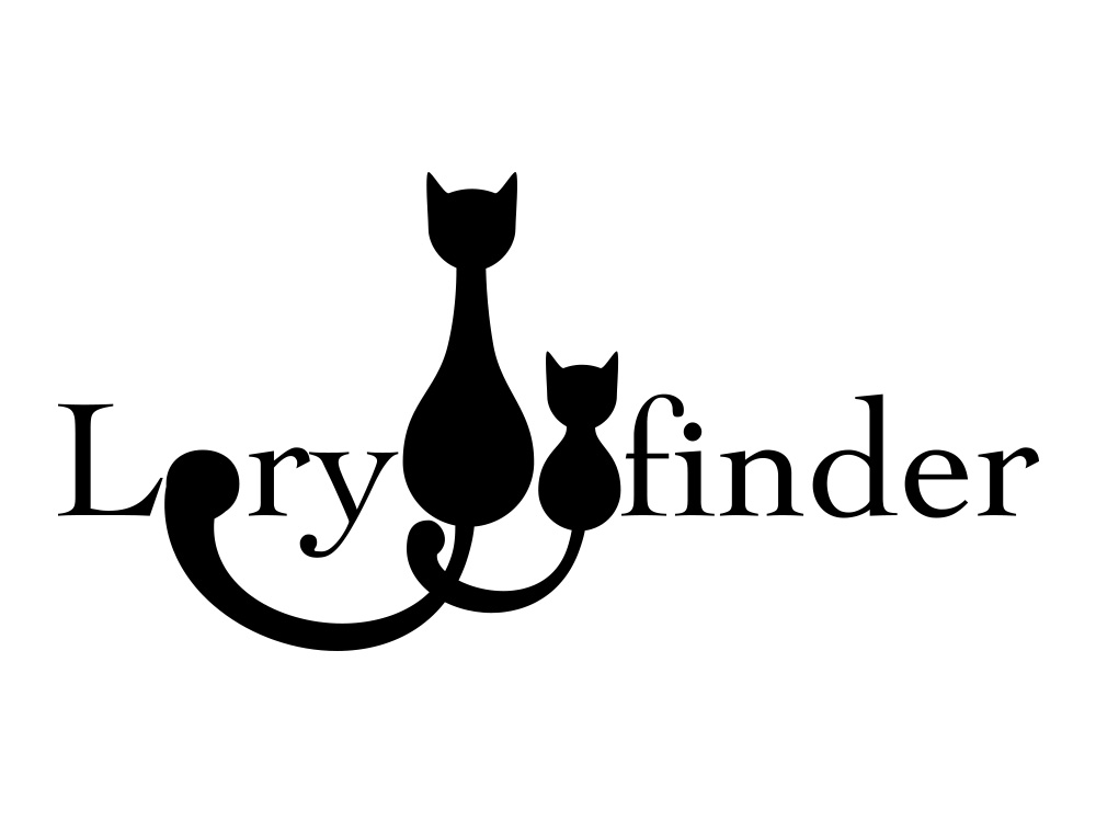 Logotipo Lory finder