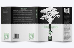 """Portada Libro """"El árbol fantasma"""""""
