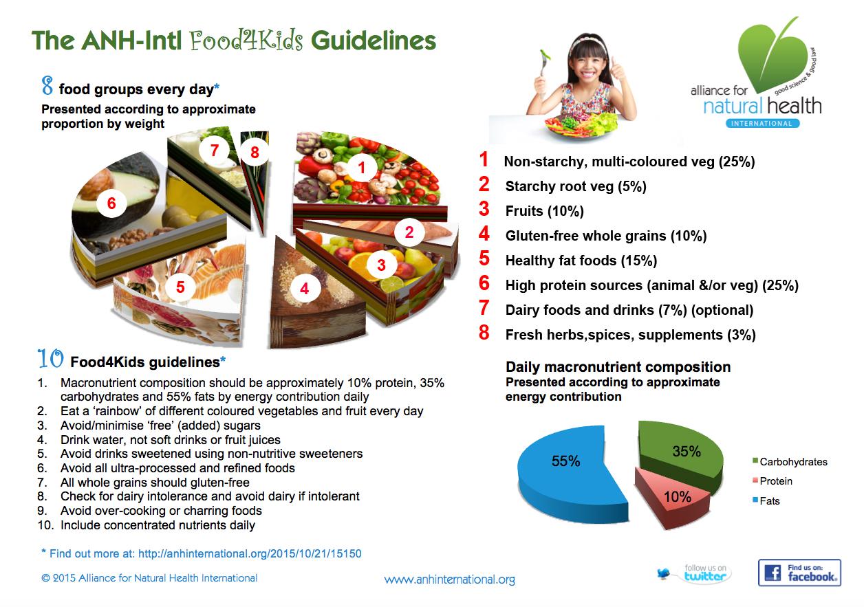 Choosing Healthy Food 4 Kids