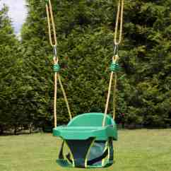 Swing Seats Uk Politics Oversized Lawn Chair Menards Tp 998 Junior Seat With Fabric The Toy Barn