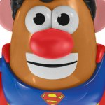 Mr. Potato Head Meets DC Comics