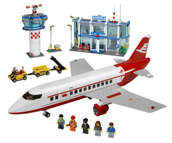 Lego City Terminal