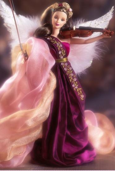 Heartstring Barbie Angel