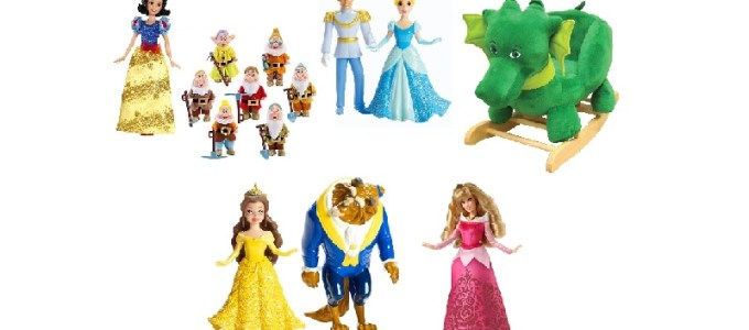 Toys from Fairy Tales