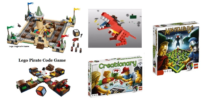 Best Lego Board Games - A Great Way to Share Legos | Toy