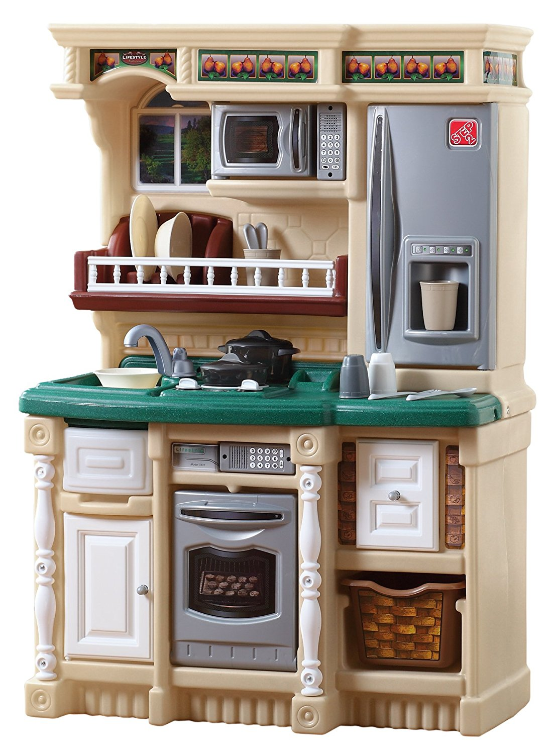 Kids Play Kitchen Sets  ToyTreasures