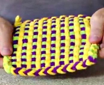 Potholder Loom & Loops