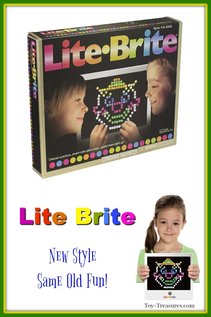 Lite Brite or Light Bright