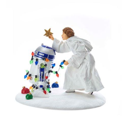 Statue Leia