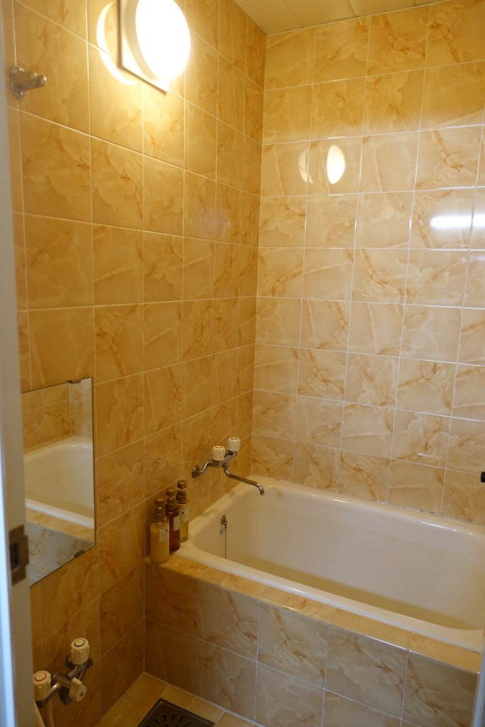 室内のお風呂