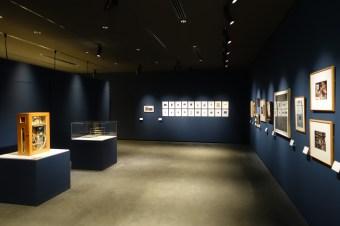 コレクション展2階