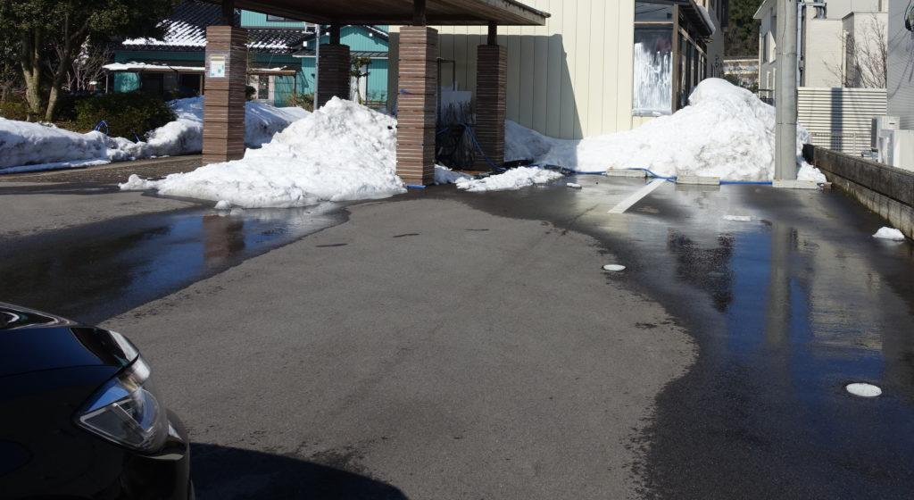 第1駐車場その2