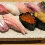 【氷見回転寿司 粋鮨(いきずし)富山店】肩肘張らずに氷見の美味しいお寿司を!ランチタイムはお得なセットが満載!