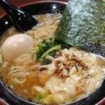 【RA-MEN BUGSY(バグジー)/富山市】豚骨醤油ラーメンにはモッツァレラが合う〜!シュリンプメンなど、麺の種類も多数!