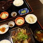 【食堂MARUKO(マルコ)/富山市】2018年4月オープン!赤炊き(赤味噌の和牛すじ煮込み)をはじめ、定食が旨い!お酒もあって、金・土は夜も営業!