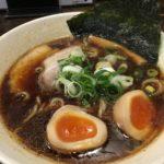 【ラーメン一心(いっしん) 富山駅前本店】奥深いスープがたまらん!富山で一番最初の煮玉子ラーメンは完全無化調!