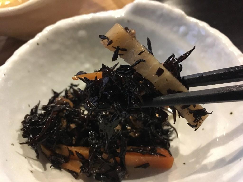 小鉢(ひじき煮)