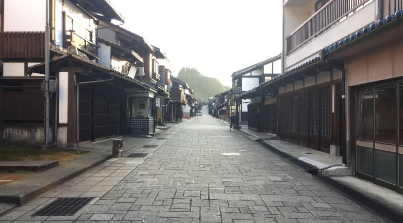 八尾 諏訪町