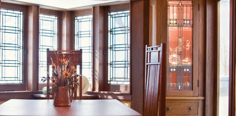 William Martin Breakfast Room