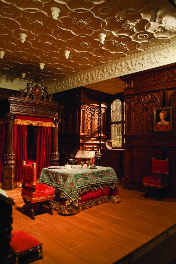 Warner Medieval Room