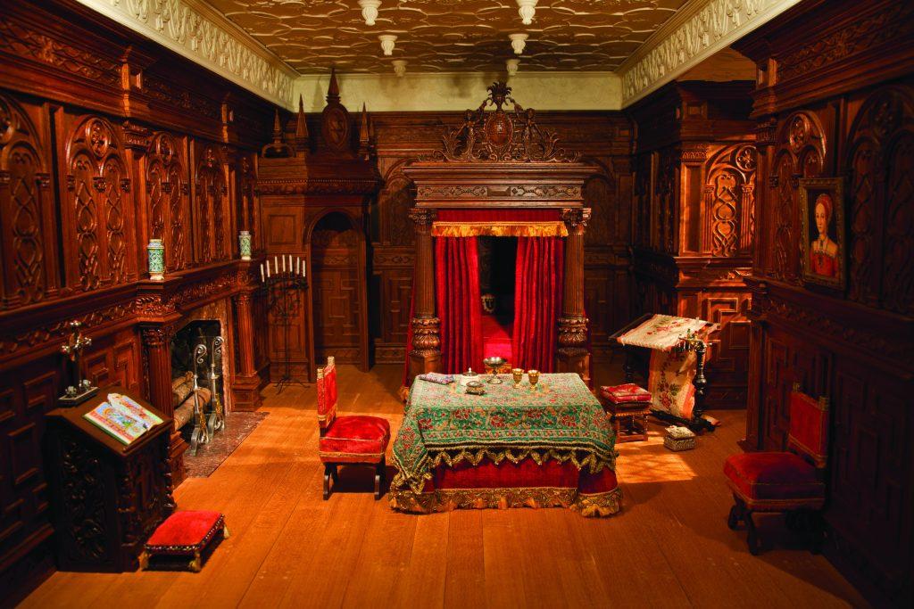 warner medieval room view 2